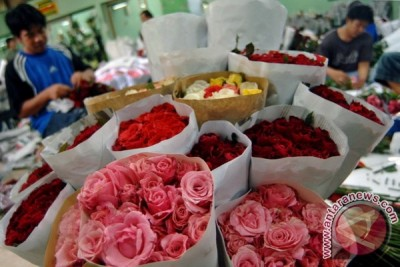 Mentan RI Dorong Ekspor Bunga Hias
