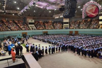 Wisuda Universitas Pancasila