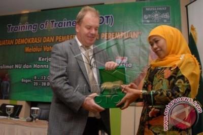 Pendidikan Pemilih Perempuan Oleh Muslimat NU