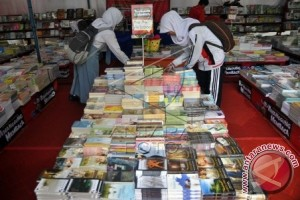 Pameran Buku Sastra Indonesia Di London Book Fair 2017