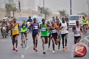Enam Negara Terlibat Marathon Dini Hari Bogor