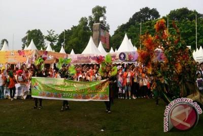 Festival Bunga Buah Nusantara Libatkan 10.000 Peserta