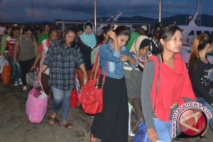 Malaysia Deportasi 726 TKI Bermasalah