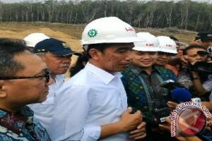 Jalan Tol Sumatera Sudah Dapat Dilalui Arus Mudik Lebaran