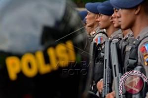 Kapolres Sukabumi Cek Kelaikan Kendaraan Dinas Polisi