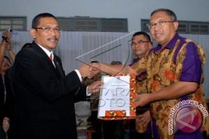 KPU Tetapkan Marwan Sebagai Bupati Sukabumi Terpilih