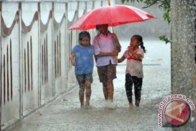 BMKG Keluarkan Peringatan Dini Waspada Hujan Lebat