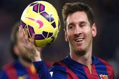 Lionel Messi Dari Barcelona Sudah Cetak 19 Gol