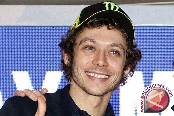 Rossi rayakan ulang tahun ke-39 di Thailand