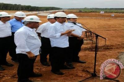 Pembangunan Jalan Tol Lampung Paling Cepat