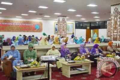 Pemprov Lampung Wujudkan Kesetaraan Gender Bidang Politik
