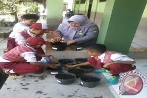 SDN Pejuang Bertekad Pertahankan Predikat Sekolah Adiwiyata