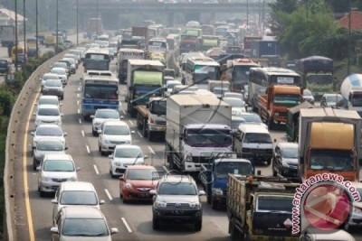 Kendaraan Tol Jakarta-Cikampek Meningkat 5 Persen