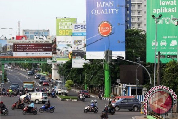 Bekasi kejar kekurangan PAD reklame Rp66 miliar