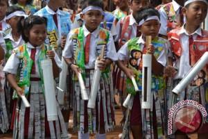 Sebanyak 525 Anak Mengikuti Acara Forum Anak Nasional