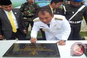 Wali Kota Bekasi Resmikan Sepuluh Proyek Infrastruktur