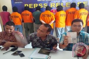 Imigrasi Bekasi Deportasi Sembilan WNA China