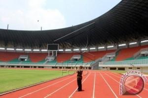 Stadion Pakansari Penuhi Standar FIFA