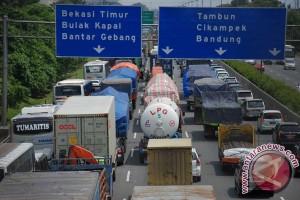 Polresta Bekasi Batasi Operasional Truk Sepanjang Liburan