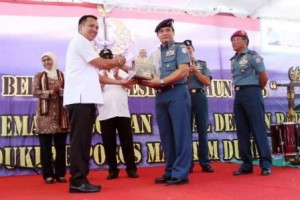 Gubernur Lampung Sambut Baik Program Bedah Desa Pesisir