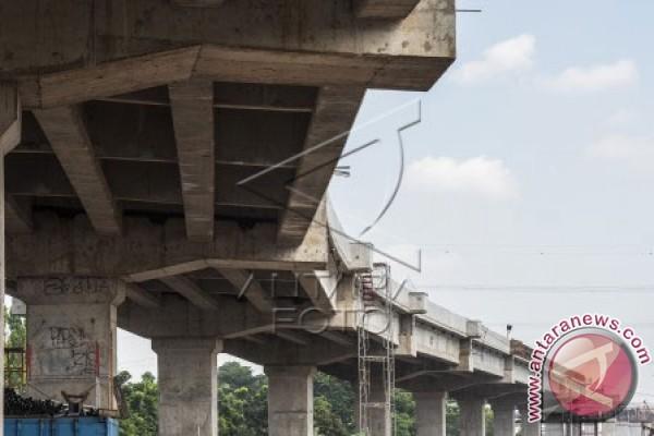 Trase Becakayu Berakhir Di Simpang BCP Bekasi