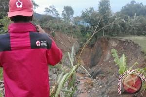 Banjir Dan Longsor Melanda Palabuhanratu Sukabumi