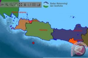Gempa Tasikmalaya Terasa Hingga Garut Dan Bandung