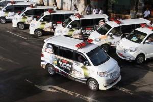 Pemkab Purwakarta Akan Tambah 100 Mobil Ambulance