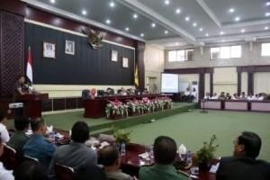 Gubernur Lampung Minta Kabupaten/Kota Kendalikan Anggaran Program Prioritas
