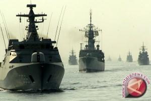 Kapal Perang India Tiba di Jakarta