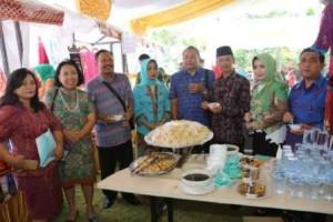 Pemprov Lampung Gelar Pameran Pariwisata Di Bali