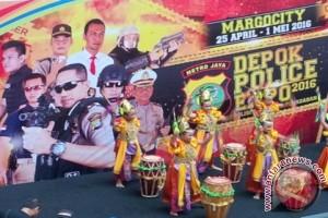 Kapolda Apresiasi Pelaksanaan Depok Police Expo