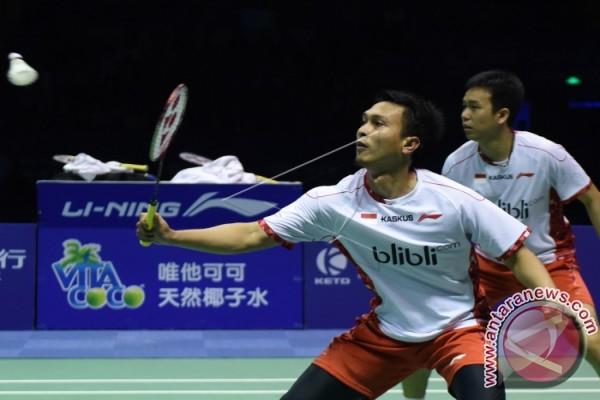 Indonesia kalahkan Korsel 3-2 di Piala Thomas
