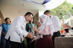 3.000 Rumah Warga Miskin Di Lampung Siap Dibedah Pada 2017