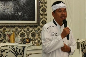 Bupati Purwakarta Merasa Terhormat Hadiri Alumni Cipasung