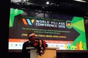 Ratusan Delegasi 23 Negara Bahas Permasalahan Desa