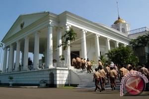 Pendaftar Kunjungan Istana Bogor Capai 7.000 Orang