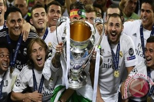 Real Hancurkan Barcelona Untuk Menangi Piala Super