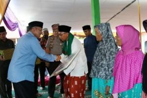 Pemprov Lampung Safari Ramadhan Di Kabupaten Mesuji