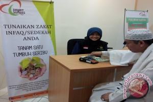 LAZ Zakat Sukses Depok Salurkan Seribu Tas