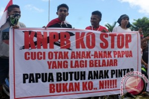 The Government should decide the clear step to protect the people of Papua
