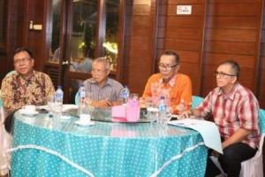 Lampung Evaluasi Uji Coba Pola Billing System Penyaluran Pupuk Bersubsidi