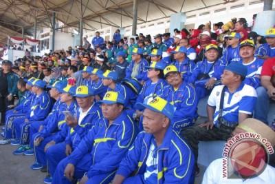 Jawa Barat Juara Umum Porwanas XII-2016