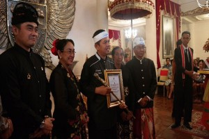 Bupati Purwakarta Dapat Anugerah Pemimpin Teladan Demokrasi