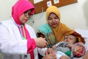 Dinkes Sukabumi Ajak Orang Tua Sadar Imunisasi