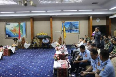 Peserta PPRA LV Lemhanas Kunjungi Lampung