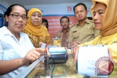 Mensos Resmikan E-warong Di Kota Bogor