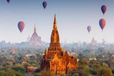 Myanmar Tengah Diguncang Gempa Bumi Kuat