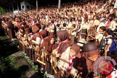Pemkab Bogor Paripurnakan Penguatan Peran Pramuka