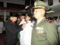 Pengukuhan Paskibraka Kota Bogor